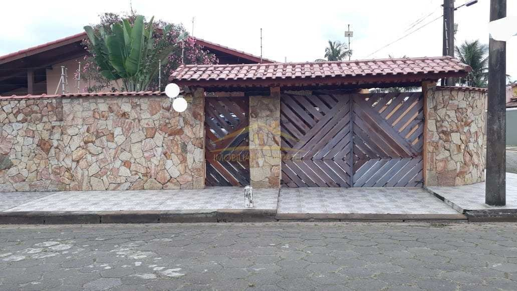 casa com 3 dorms, cibratel ii, itanhaém - r$ 550 mil, cod: 1236 - v1236