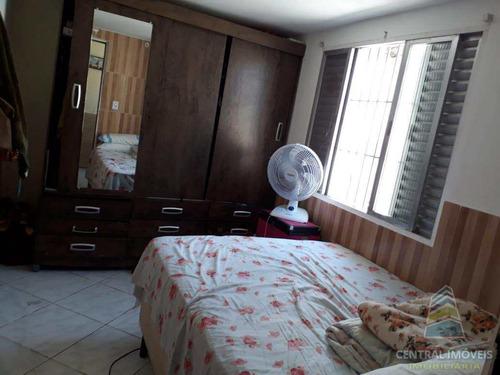casa com 3 dorms, cidade naútica, são vicente - r$ 230 mil, cod: 5454 - v5454
