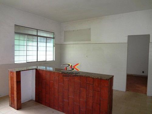 casa com 3 dorms em belo horizonte - alípio de melo por 449.000,00 à venda - 168