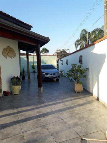casa com 3 dorms, flórida, praia grande - r$ 980.000,00, 200m² - codigo: 371001 - v371001