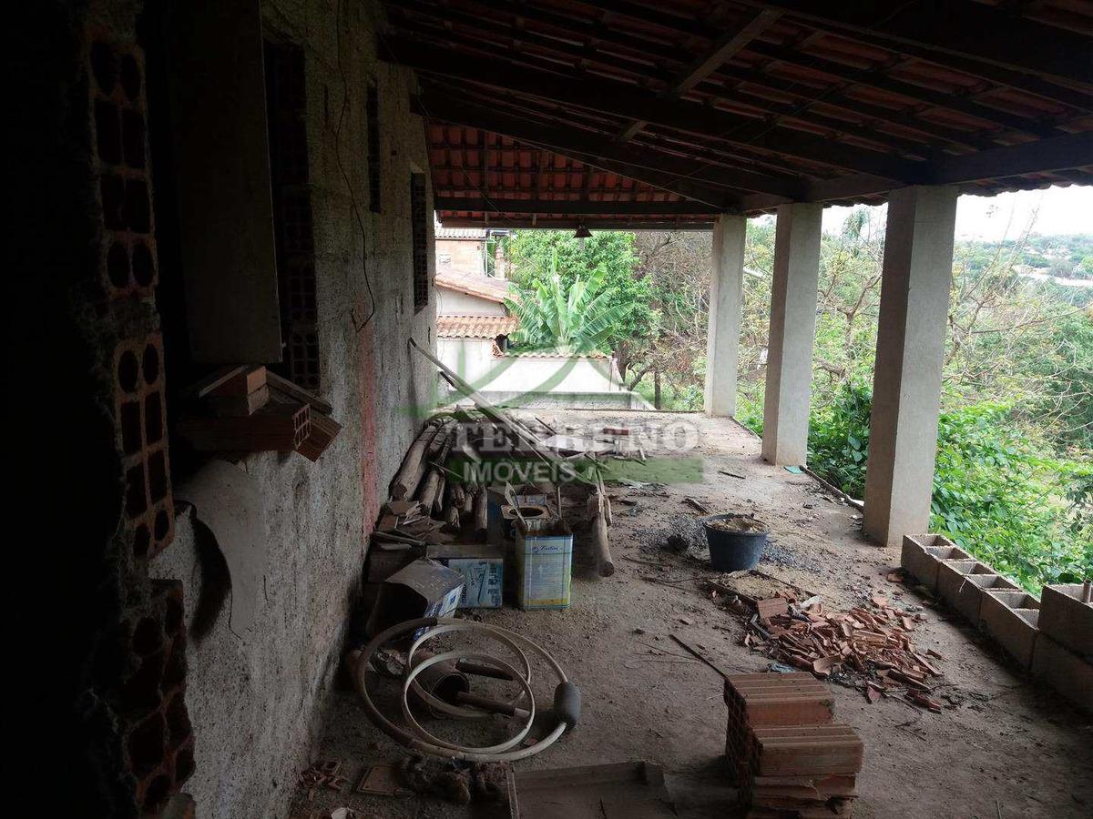 casa com 3 dorms, jardim alvorada, contagem - r$ 190 mil, cod: 210 - v210