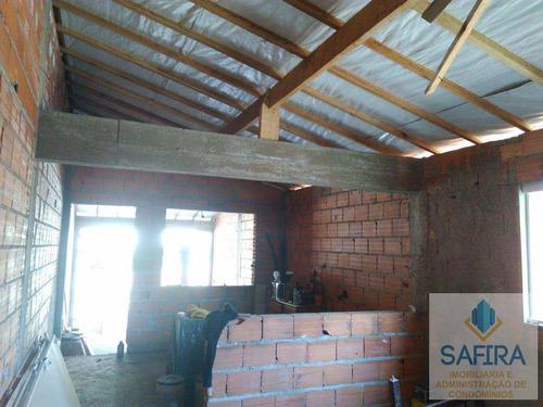 casa com 3 dorms, jardim maragogipe, itaquaquecetuba - r$ 180.000,00, 0m² - codigo: 832 - v832