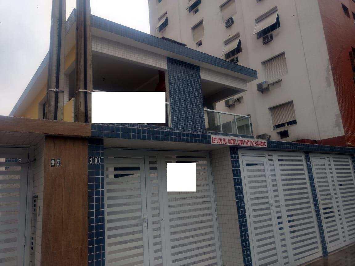 casa com 3 dorms, marapé, santos - r$ 750.000,00, 150m² - codigo: 574 - v574