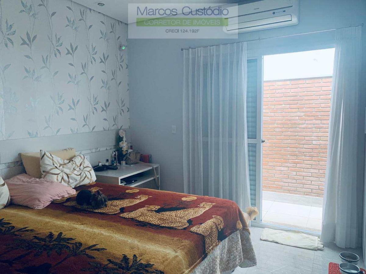 casa com 3 dorms, santa maria, são caetano do sul - r$ 1 mi, cod: 1271 - v1271