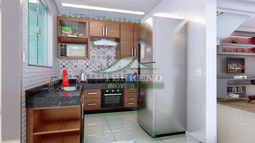 casa com 3 dorms, são joão batista (venda nova), belo horizonte - r$ 580 mil, cod: 150 - v150
