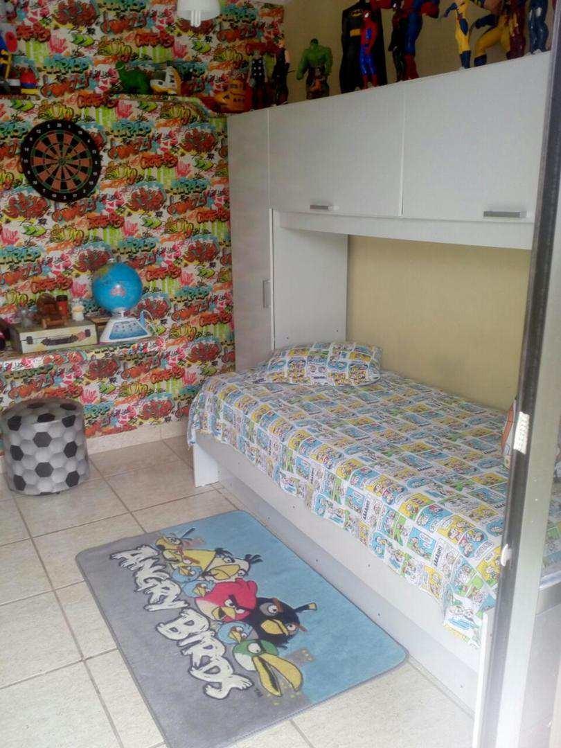 casa com 3 dorms, vila são jorge, são vicente - r$ 300 mil, cod: 713 - v713