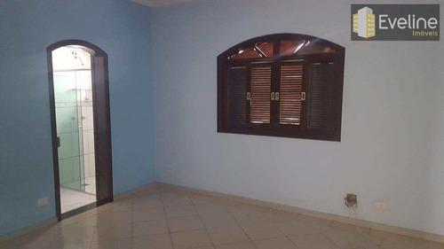 casa com 3 dorms, vila suissa, mogi das cruzes - r$ 480 mil, cod: 879 - v879
