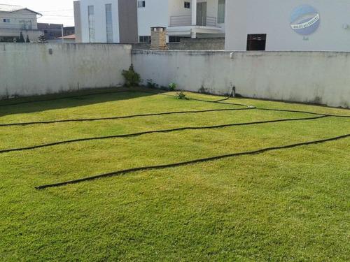 casa com 3 quartos aconchegantes, com 216m², no green club i - aceita repasse - ca0068