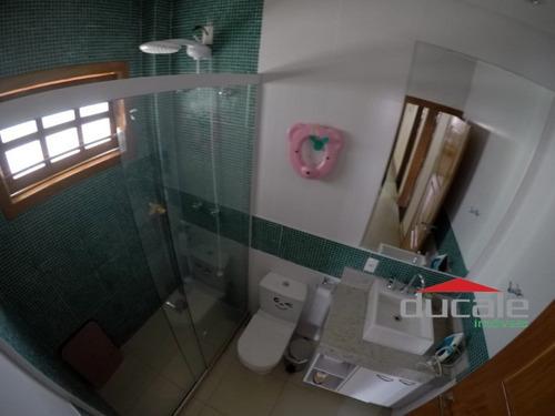 casa com 3 quartos e suíte  em colina de laranjeiras serra es - código: ca1295