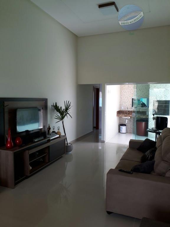 casa com 3 quartos em condomínio fechado - ecoville 1 - ca0060
