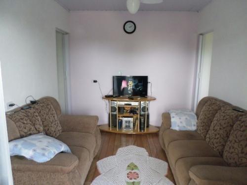 casa com 3 quartos na praia de itanhaém!