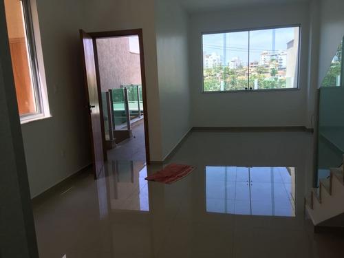casa com 3 quartos para comprar no cabral em contagem/mg - 1576