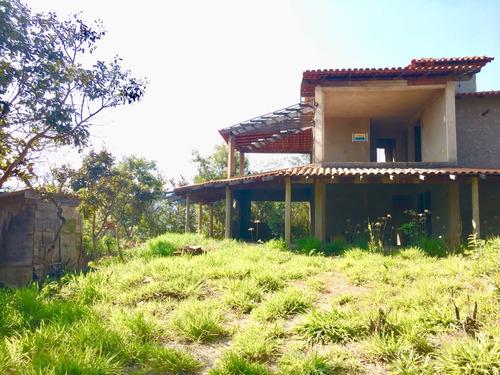 casa com 3 quartos para comprar no casa branca em brumadinho/mg - 984