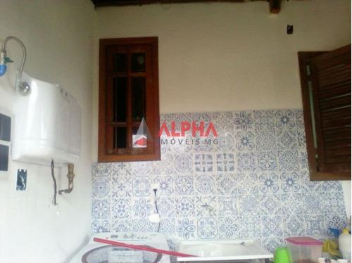 casa com 3 quartos para comprar no pedra azul em contagem/mg - 5122