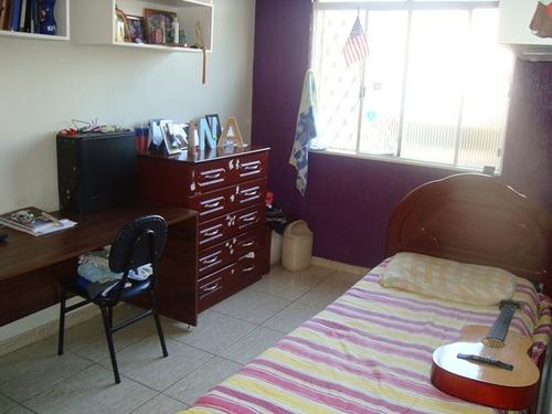 casa com 3 quartos para comprar no sagrada família em belo horizonte/mg - 3253