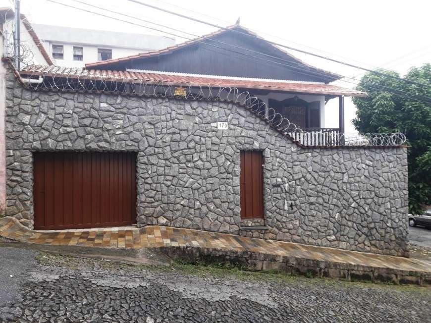 casa com 3 quartos para comprar no sagrada família em belo horizonte/mg - cs16609
