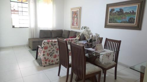 casa com 3 quartos para comprar no santa mônica em belo horizonte/mg - 1813