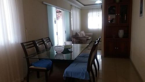casa com 3 quartos para comprar no santa mônica em belo horizonte/mg - 2789