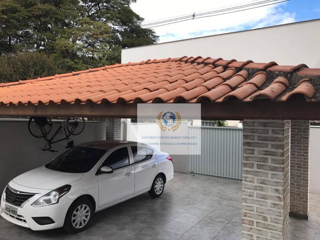 casa com 3 quartos à venda, 225 m² por r$ 850.000 - cidade universitária ii - campinas/sp - ca0917