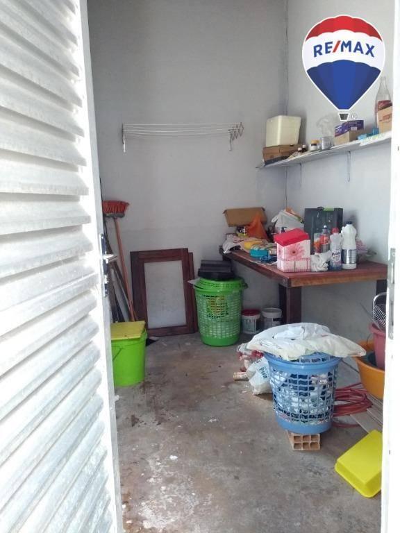 casa com 3 suítes, 126 m² - marambaia - belém/pa - ca0221