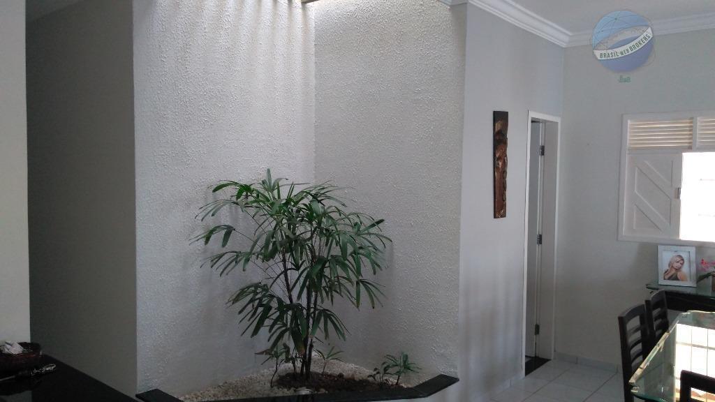 casa com 3 suítes em nova parnamirim, a 200 metros da maria lacerda - ca0065