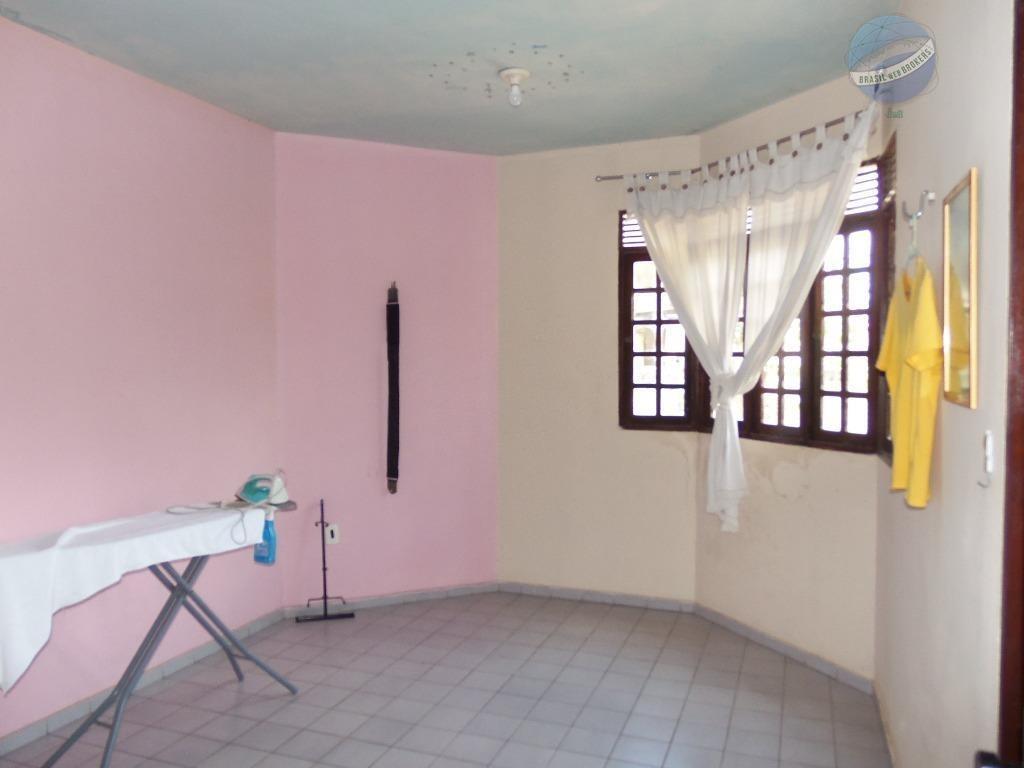 casa com 3 suítes, em ótima região do distrito industrial e pertinho do prolongamento da prudente de morais. - ca0040