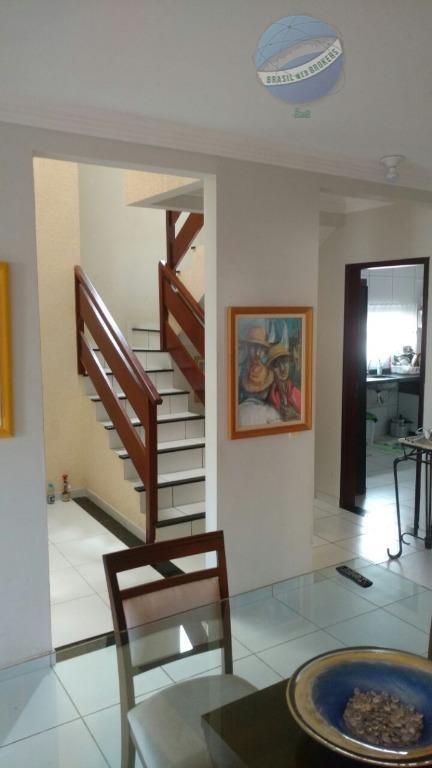 casa com 3 suítes na petra kelly, nova parnamirim - geraldo galvão residencial - ca0077