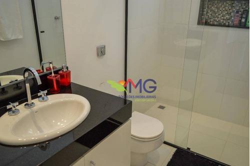 casa com 3 suítes para venda no condomínio porto atibaia - ca0267