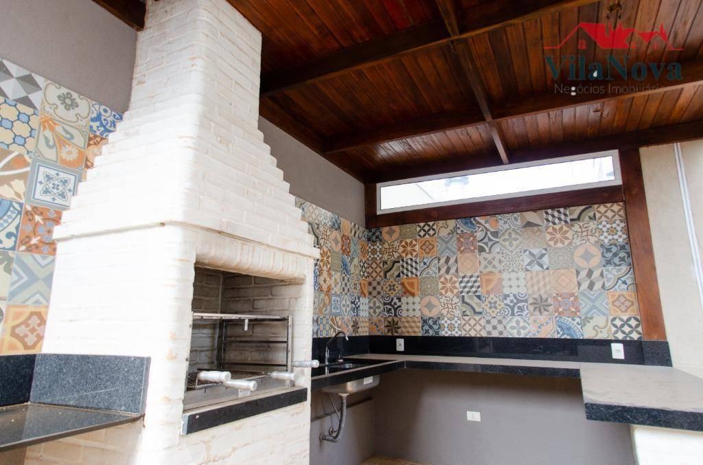 casa com 3 suítes à venda, 181 m² por r$ 850.000 - condomínio  maison blanche - indaiatuba/sp - ca1408