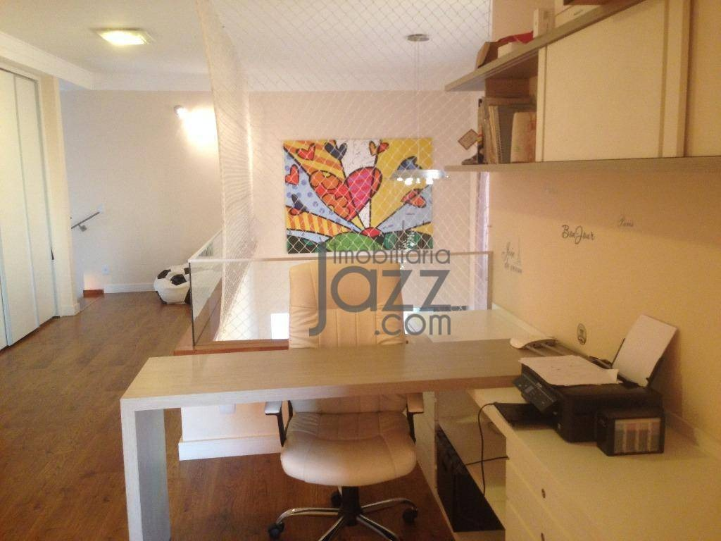 casa com 3 suítes à venda, 249 m² por r$ 1.350.000 - condomínio residencial portal do jequitiba - valinhos/sp - ca5325