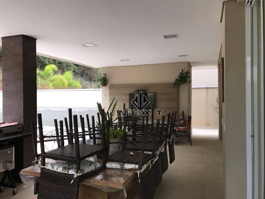 casa com 3 suítes à venda, 388 m² no residencial genesis 1 - alphaville - sp - ca0267
