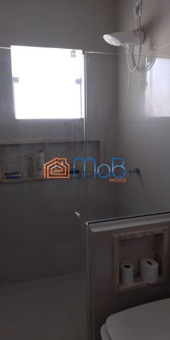 casa com 300m², 4 quartos, 3 suítes e 6 banheiros no vale dos cristais - ca083