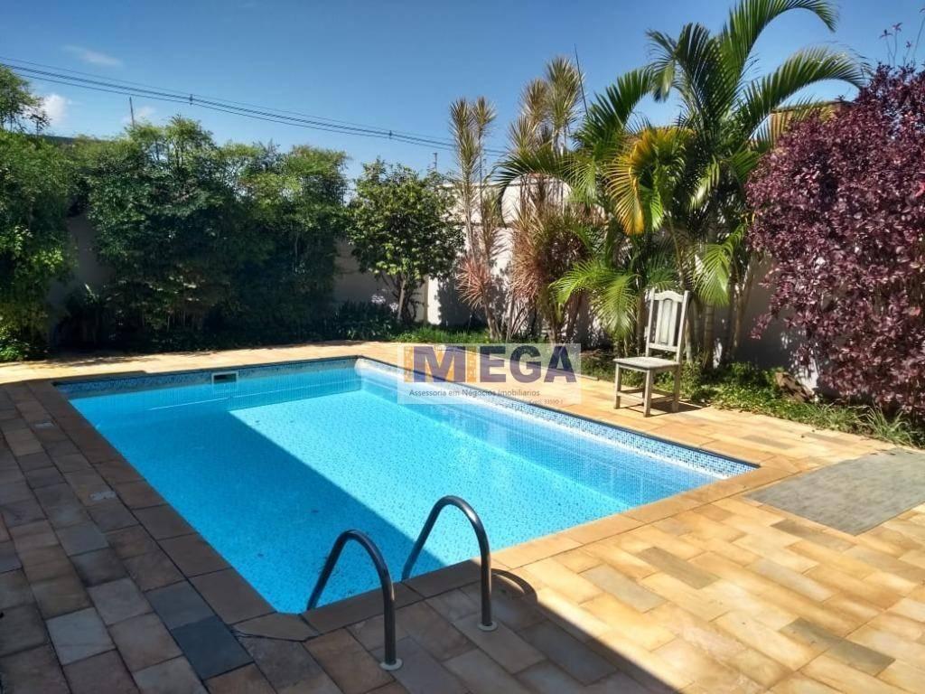 casa com 4 dormitórios 1 suíte, 180 m² por r$ 830.000 - cidade universitária - campinas/sp - ca1435