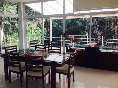 casa com 4 dormitórios 3 suítes à venda, 365 m² por r$ 1.600.000 - paisagem renoir - cotia/sp - ca1626