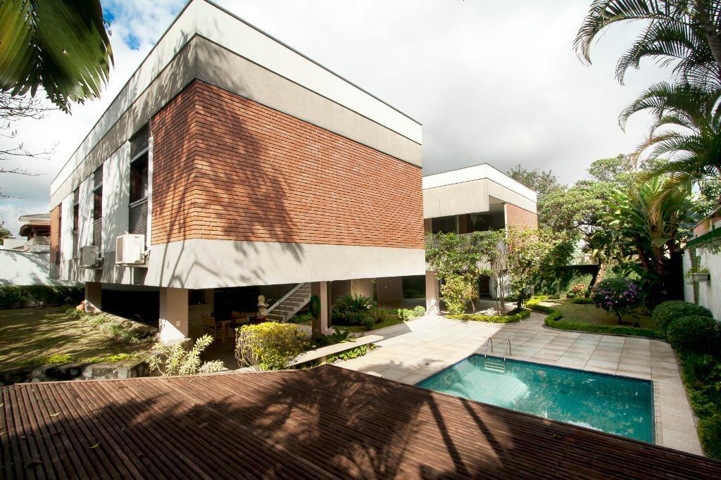 casa com 4 dormitórios, 325 m² por r$ 2.900.000 - jardim são caetano - são caetano do sul/sp - ca0113
