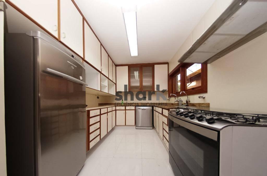 casa com 4 dormitórios, 650 m² - venda por r$ 3.350.000,00 ou aluguel por r$ 9.900,00/mês - alphaville residencial 1 - barueri/sp - ca0193