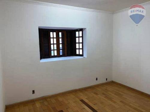 casa com 4 dormitórios e 2 vagas de garagem - santo amaro - ca1287