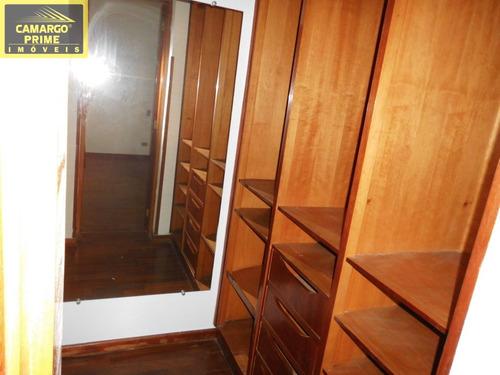 casa com 4 dormitórios no jardim paulistano - eb81560