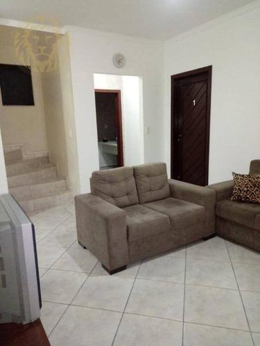 casa com 4 dormitórios para alugar, 185 m² por r$ 3.300/mês - morro das pedras - florianópolis/sc - ca0219