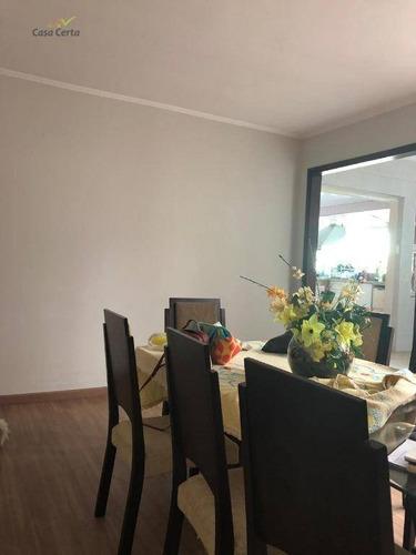 casa com 4 dormitórios para alugar, 205 m² por r$ 2.000/mês - jardim selma - mogi guaçu/sp - ca1509