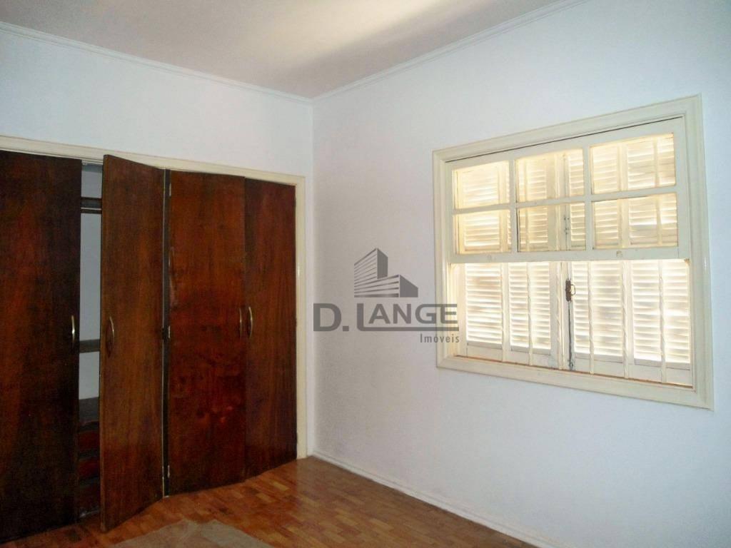 casa com 4 dormitórios para alugar, 216 m² por r$ 4.500/mês - cidade universitária - campinas/sp - ca13064