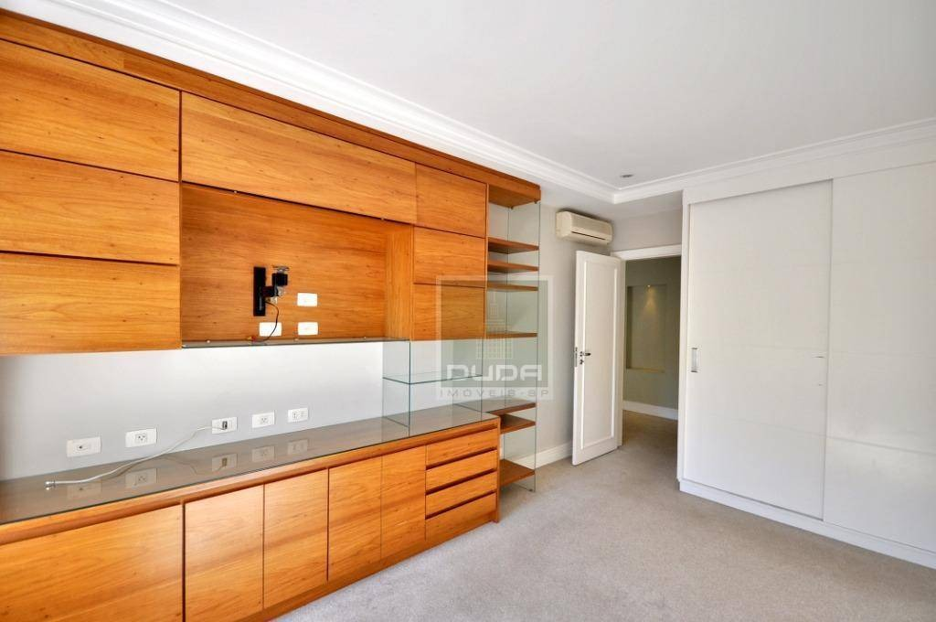casa com 4 dormitórios para alugar, 297 m² por r$ 15.500/mês - alto de pinheiros - são paulo/sp - ca0263
