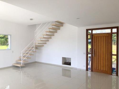 casa com 4 dormitórios para alugar, 320 m² por r$ 4.410/mês - golf village - carapicuíba/sp - ca0211