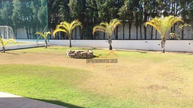 casa com 4 dormitórios para alugar, 335 m² por r$ 9.500/mês - condomínio fazenda vila real - itu/sp - ca1372