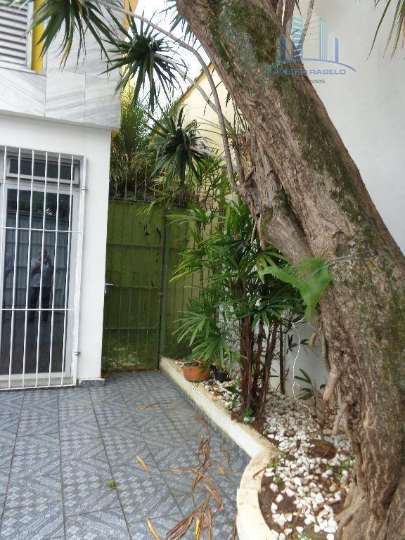 casa com 4 dormitórios para alugar, 350 m² por r$ 4.500,00/mês - planalto paulista - são paulo/sp - ca0026