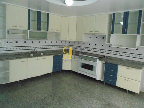 casa com 4 dormitórios para alugar, 365 m² por r$ 4.300/mês - taquara - rio de janeiro/rj - ca1535