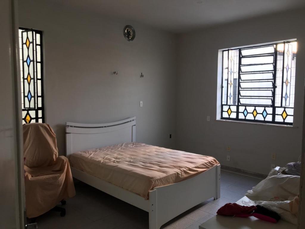 casa com 4 dormitórios para alugar, 368 m² por r$ 6.000,00/mês - aldeota - fortaleza/ce - ca1401