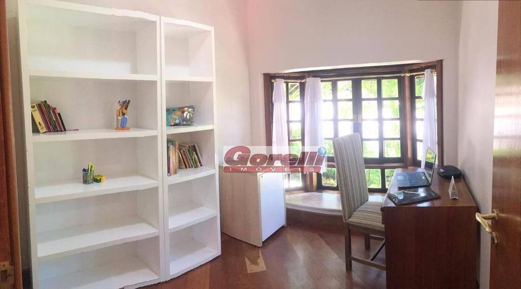 casa com 4 dormitórios para alugar, 400 m² por r$ 4.900,00/mês - condomínio aruã - mogi das cruzes/sp - ca1442