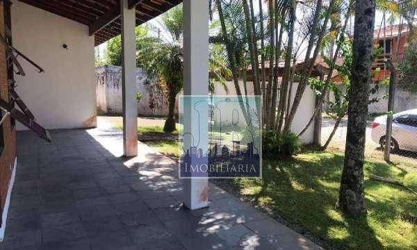 casa com 4 dormitórios para alugar, 408 m² por r$ 2.600/mês - massaguaçu - caraguatatuba/sp - ca0136