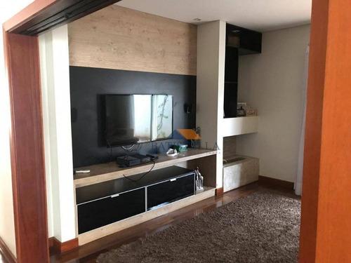 casa com 4 dormitórios para alugar, 420 m² por r$ 4.500/mês - residencial casalbuono - limeira/sp - ca0856